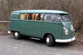 Volks Wagen T1 first generation