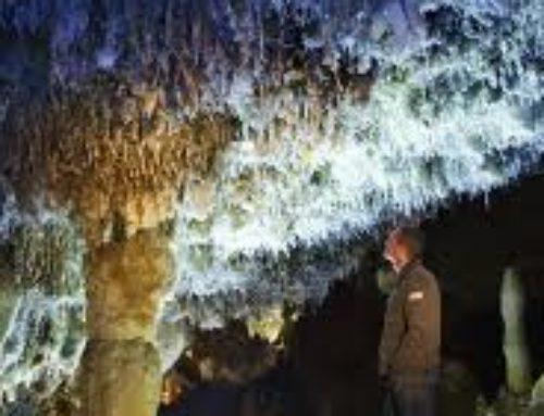 Espeleoturismo, la belleza de las cuevas de Andalucía.