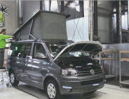 Inside VW's California Factory.