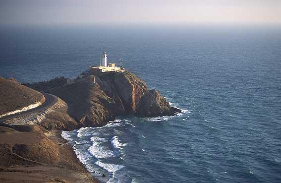 Furgoneta Camper por el Cabo de Gata