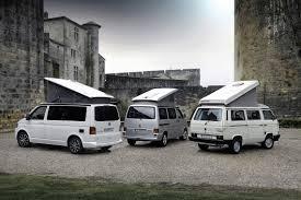Generations Volkswagen California