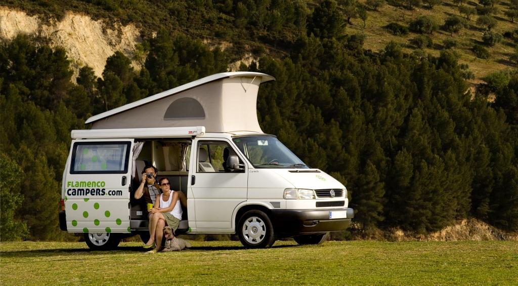 Naturaleza y Viajes en Furgoneta Camper