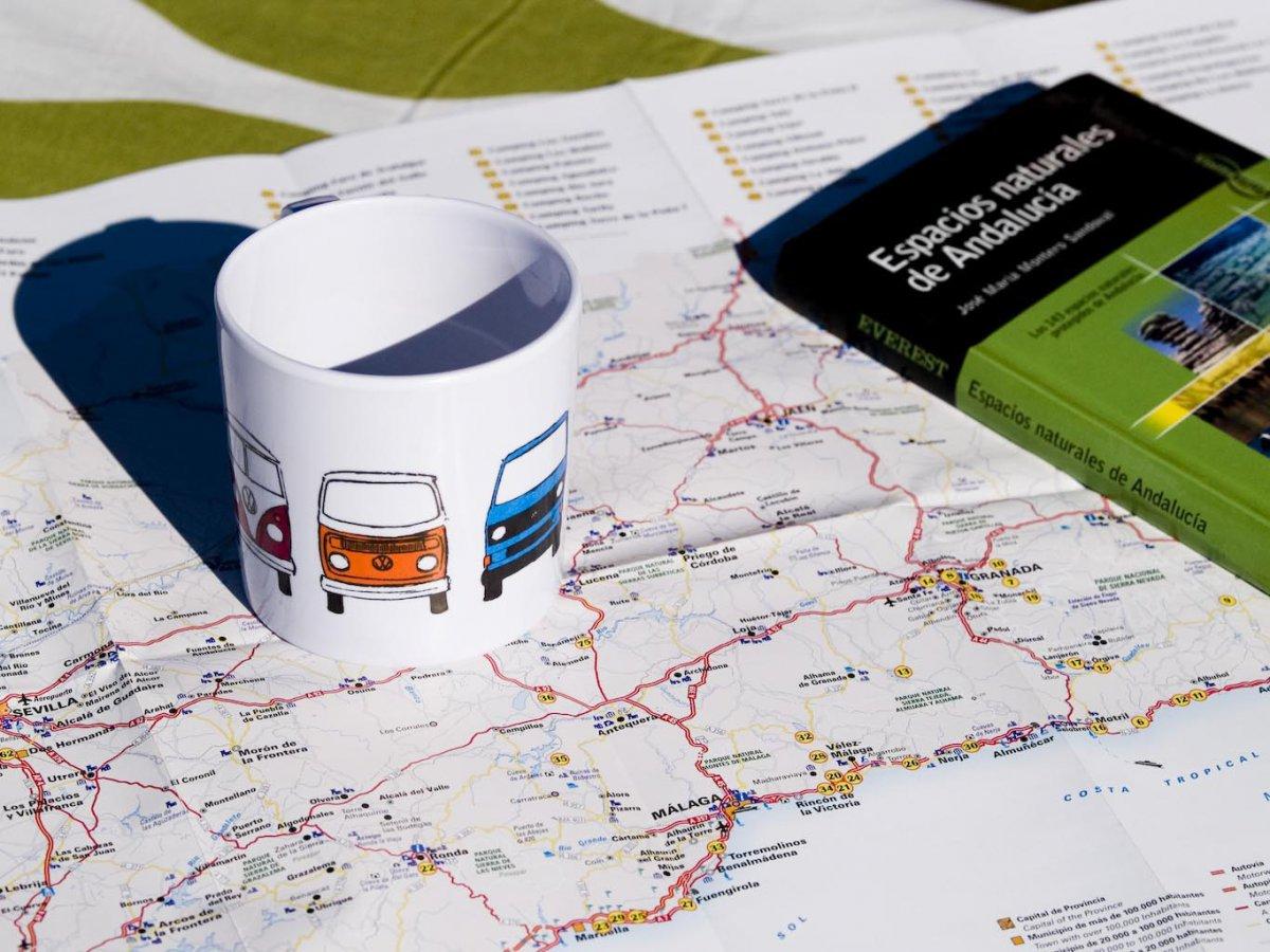 Viaje en furgoneta camper por Andalucía