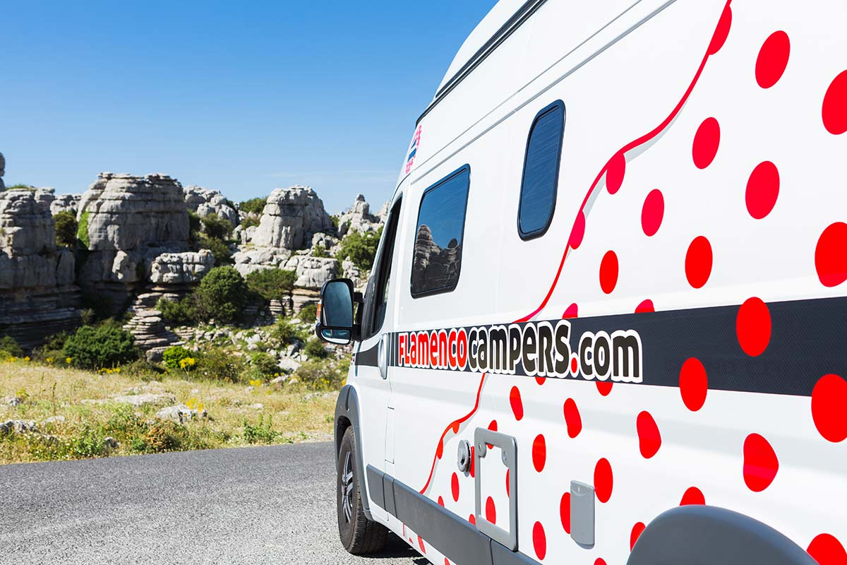 campervan rent andalucia