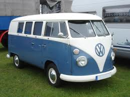 VW T1 splitscreen