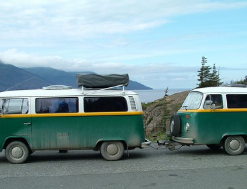 5 reasons to travel on a Campervan.