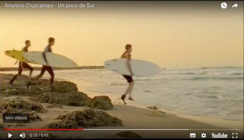 cruzcampo andalusia video - Una aventura en Camper y un poco de Sur.