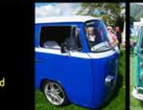 Vanfest, the world largest event for VW vans lovers.
