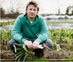 jamie oliver cooking in andalusia - Jamie Oliver cooking in Andalusia.