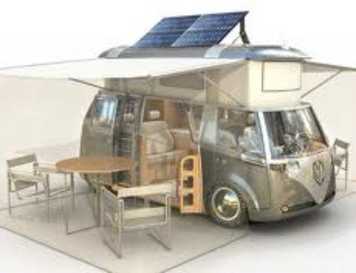 La camper Volkswagen del futuro