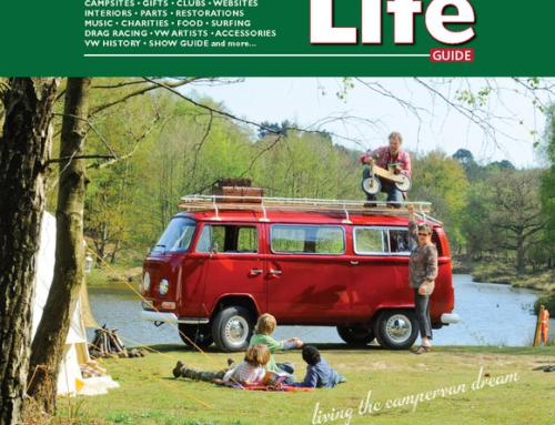 """VW Campervan Life"", an essential guide."