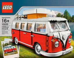 lego vw t1 camper una buena idea para regalar 5 - Lego VW T1 Camper Van, a nice gift idea!