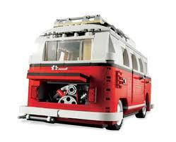 lego vw t1 camper una buena idea para regalar 6 - Lego VW T1 Camper Van, a nice gift idea!