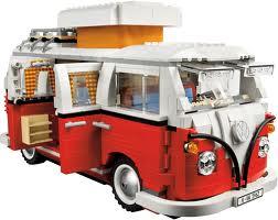 lego vw t1 camper una buena idea para regalar - Lego VW T1 Camper Van, a nice gift idea!
