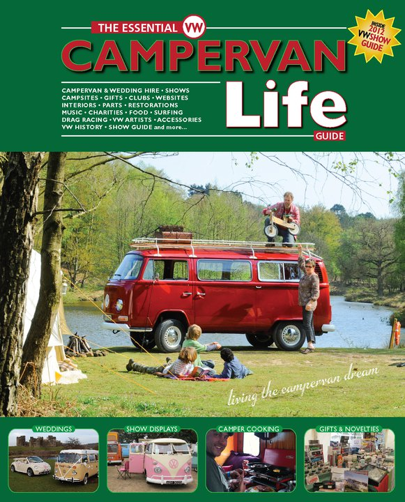 "vw campervan life an essential guide - ""VW Campervan Life"", una guia esencial."