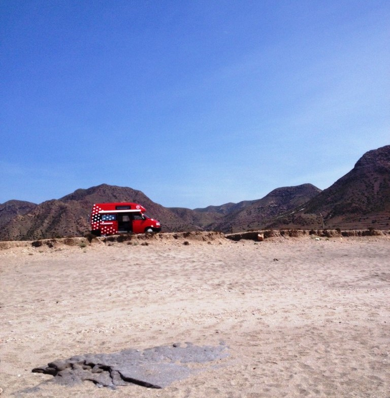 an andalusian adventure on a vw campervan 2 - An Andalusian Adventure on a VW Campervan.