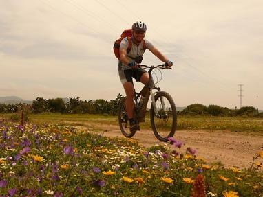 en bici de montana por andalucia - En bici de montaña por Andalucía.