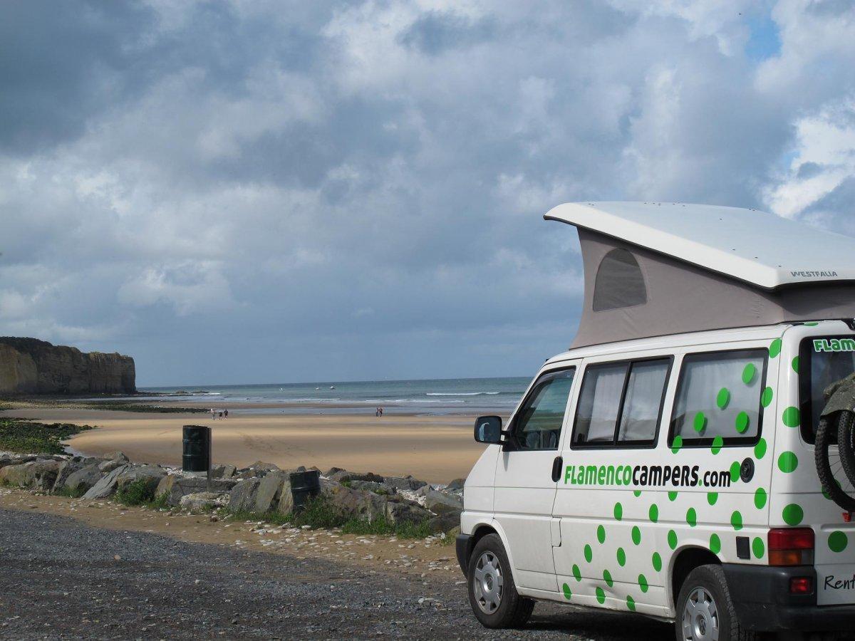 experiencias de viajeros con nuestras furgonetas camper - Explorando y descubriendo Andalucia en una VW Camper.