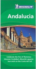 Andalucia Green Guide by Michelin
