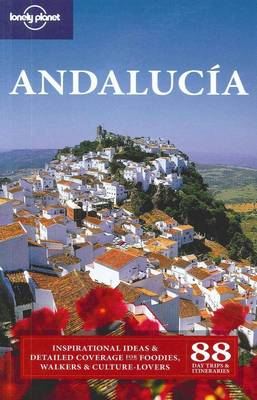 andalucia lonely planet - Our book collection about Andalusia & VW Camper world