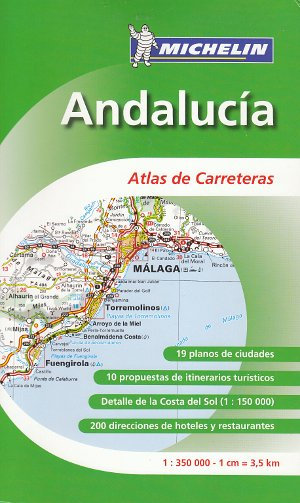 andalucia road map - Our book collection about Andalusia & VW Camper world