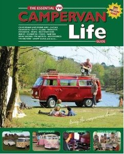 campervan life - Our book collection about Andalusia & VW Camper world