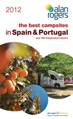 campsites spainportugal - Our book collection about Andalusia & VW Camper world