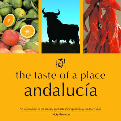 the taste of a place andalucia - Our book collection about Andalusia & VW Camper world
