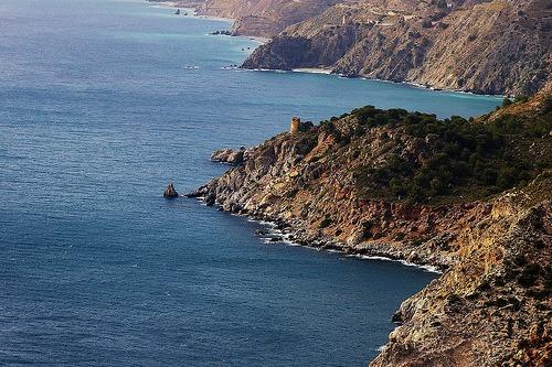 Acantilados de Maro-Cerro Gordo