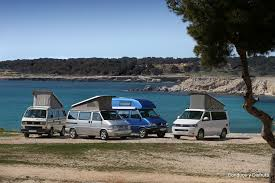generations volkswagen california - The Volkswagen California celebrates its 25 years for road trips and adventures.