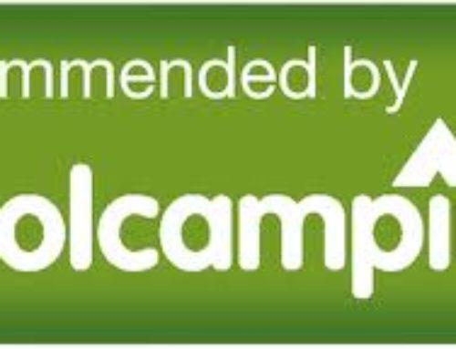Cool Campsites in Spain