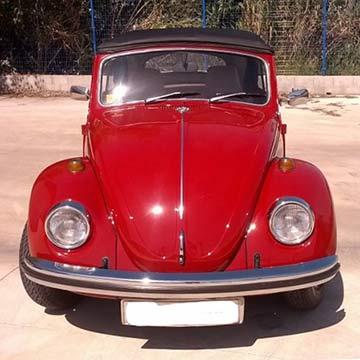 arturo cuadrada - Alquiler VW Vintage