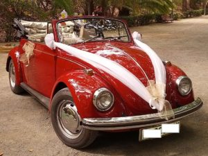 VW Beetle Cabrio Karmann 1970