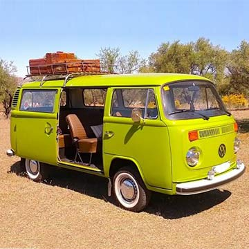 josefina cuadrada - Alquiler VW Vintage