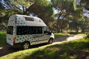 A Family Experience on a Campervan.
