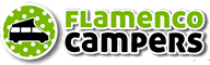 Flamenco Campers Sticky Logo
