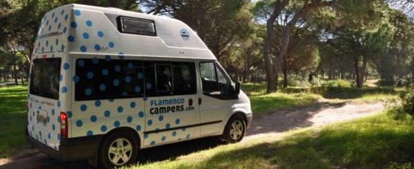 Camper Location Espagne