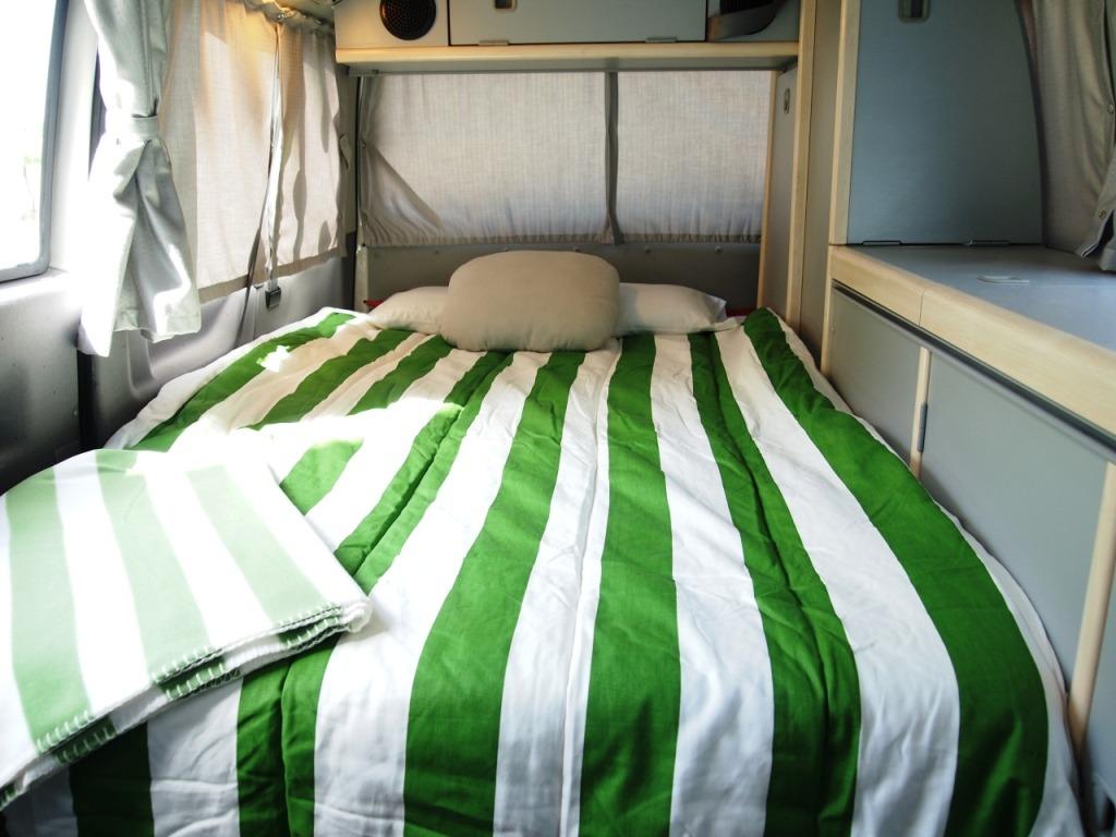 cama inferior 6465226883 o 1 - CARMELA Campervan
