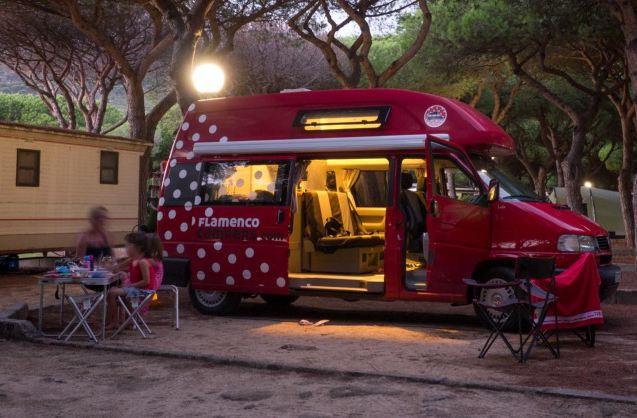 flamenco campers inspired camping credit sarah roy riley 62 - Sarah, Roy & girls, UK