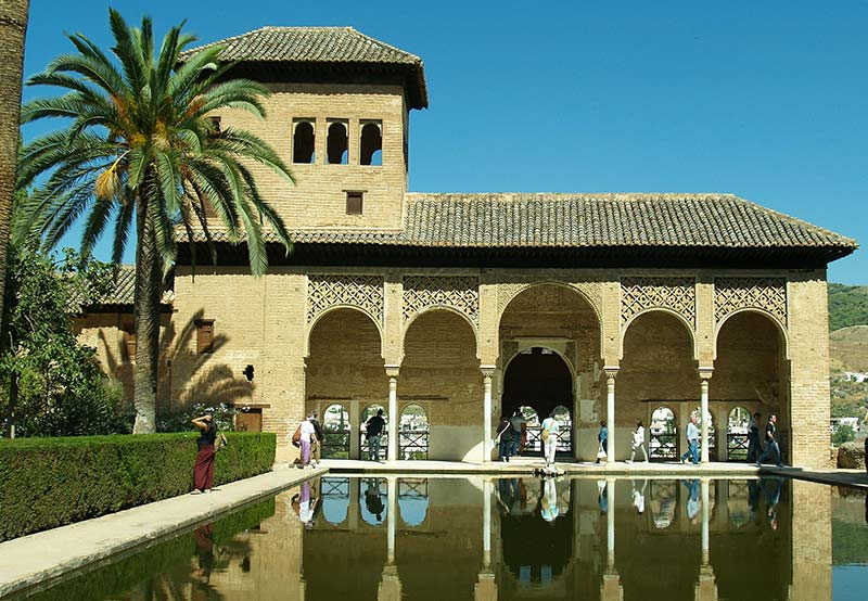 alhambra - Discovering Al-Andalus in a Campervan