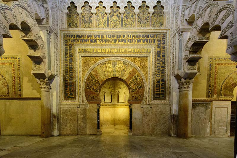 cordoba mosque - Discovering Al-Andalus in a Campervan