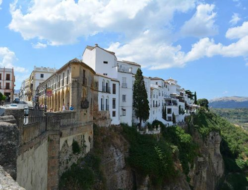 Discover the White Villages of Andalucia