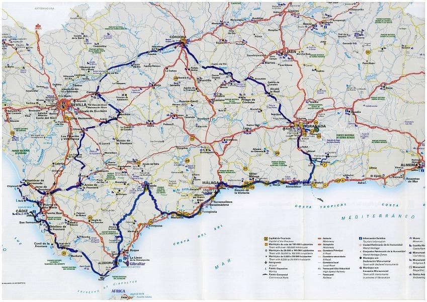 andalusia105 - Dr. Camp's Tour por Andalucía – PARTE 3