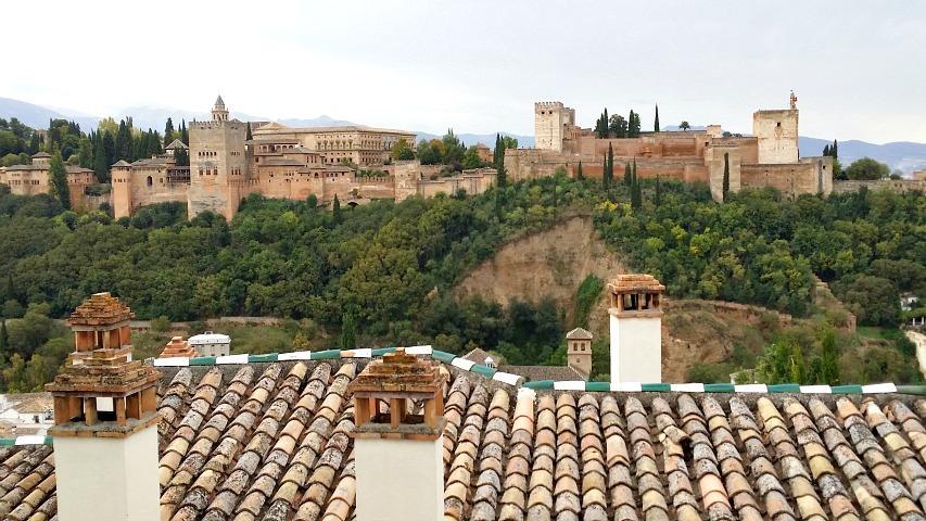 andalusia49 - Dr. Camp's Tour por Andalucía – PARTE 2