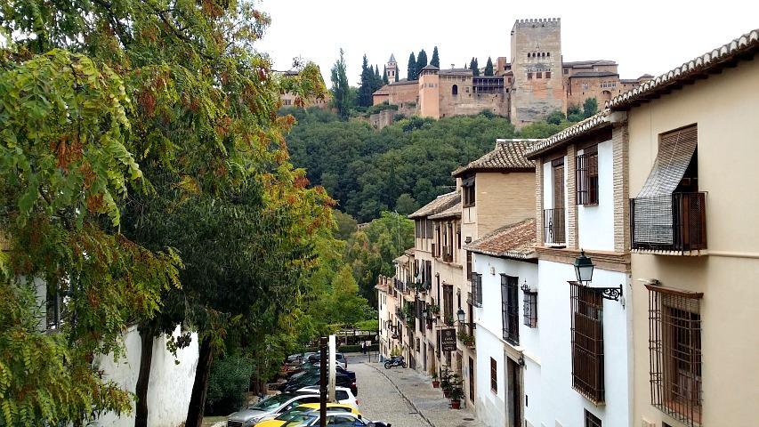 andalusia50 - Dr. Camp's Tour por Andalucía – PARTE 2