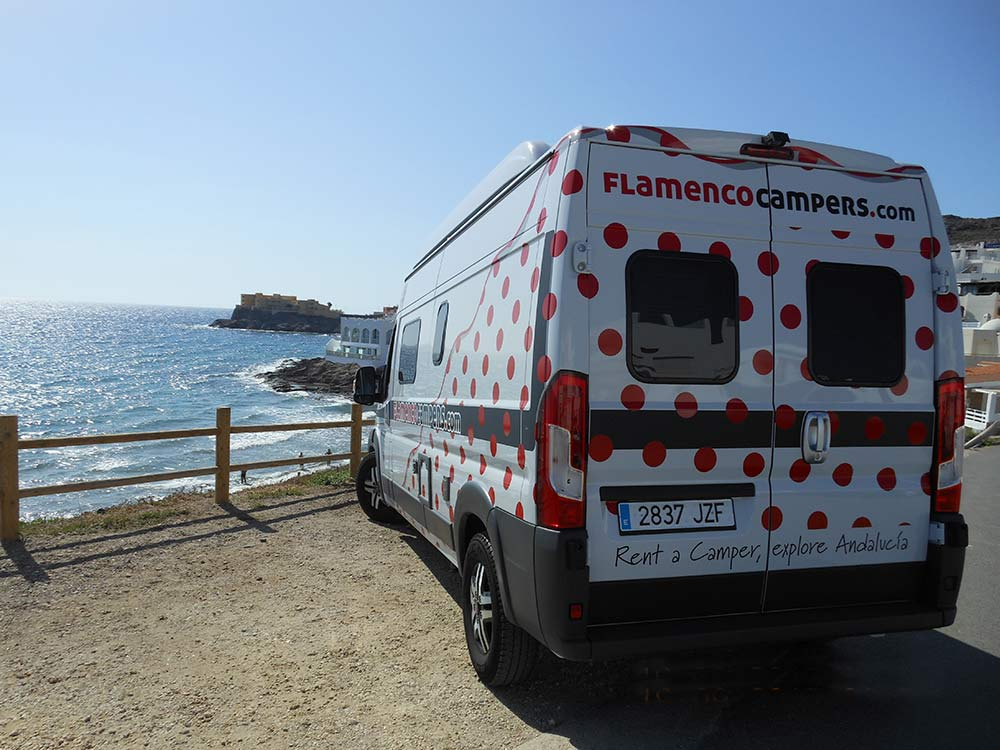 A round trip of Andalucia – Teresa & Darius, Scotland