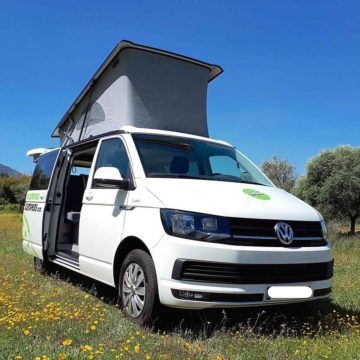 vwt6 carmela 3 e1525637732463 - Campervan hire in Malaga, Andalusia, Southern Spain.