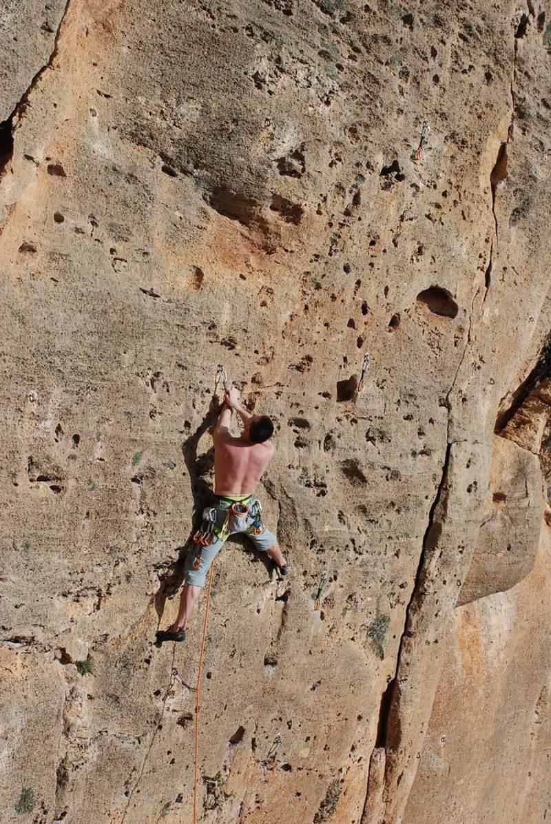 escalada en andalucia
