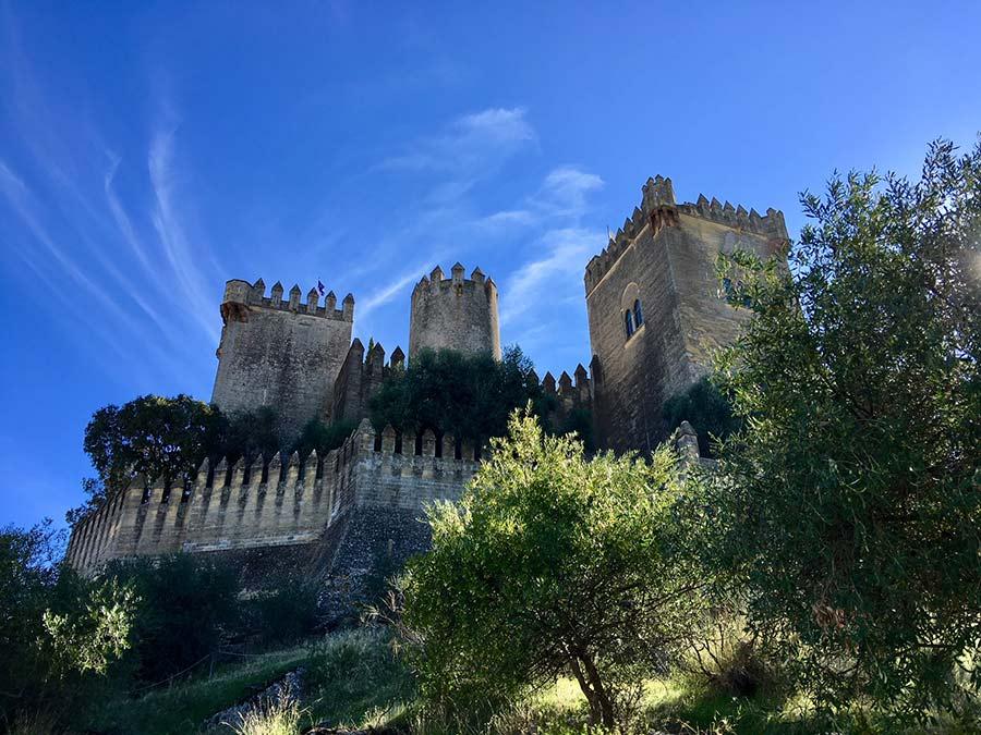 castillo almodovar1 - Game of Thrones in Andalucia