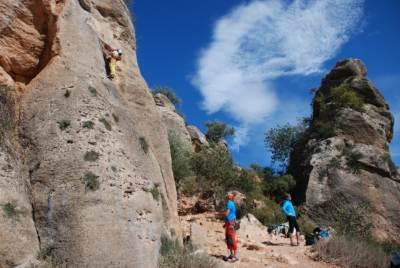 climbing - De escalada en Andalucía